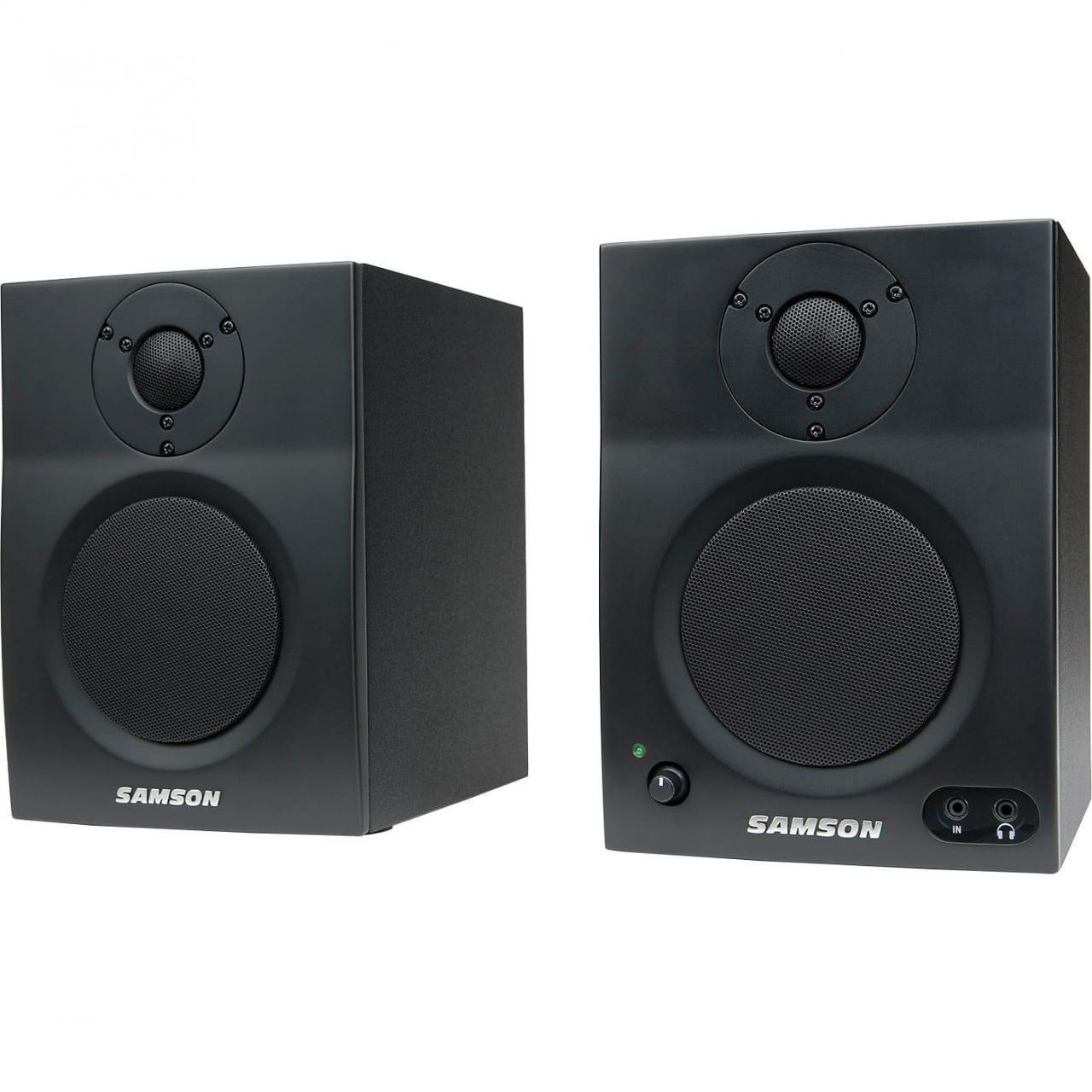 Quality Recording Samson MediaOne BT4 Active Studio Monitors (Pair) for sale