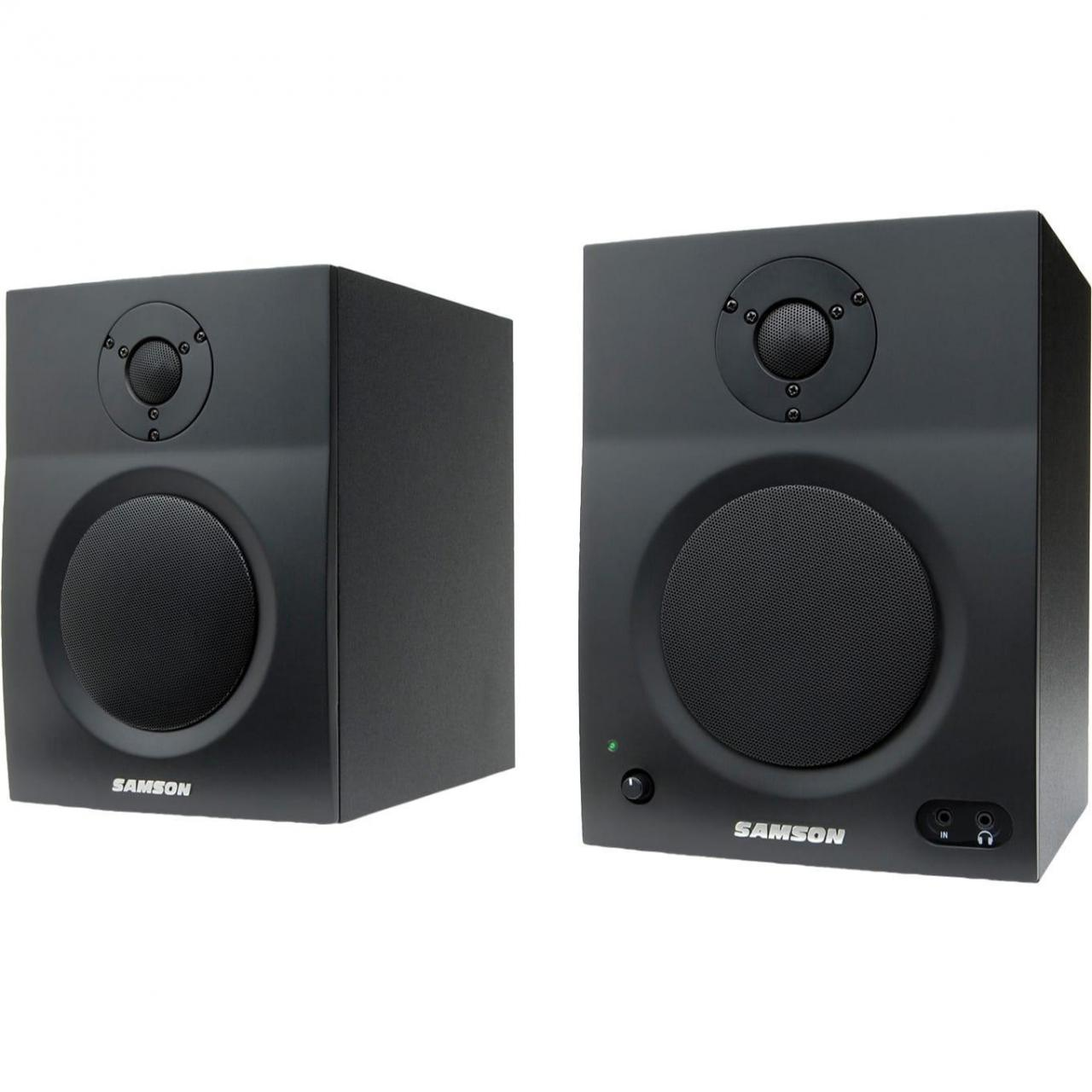 Quality Recording Samson MediaOne BT5 Active Studio Monitors (Pair) for sale