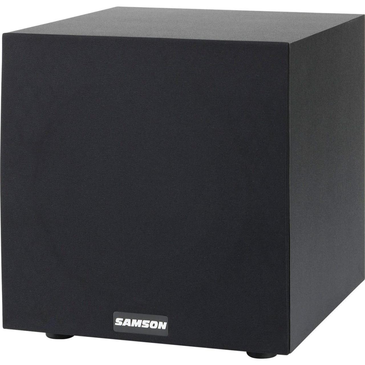 Quality Recording Samson MediaOne 10S Active Studio Subwoofer for sale