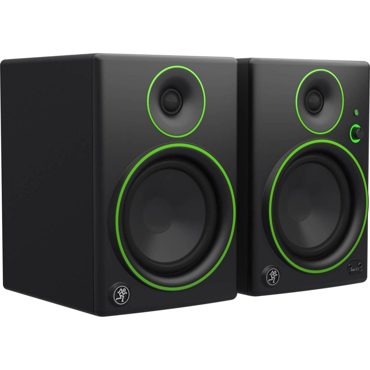"Quality Recording Mackie CR5BT 5"" Multimedia Monitors with Bluetooth (Pair) for sale"