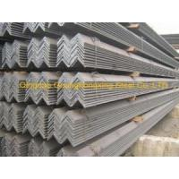 Q235, SPHC Hot Rolled (galvanized) JIS Standard Steel Angle