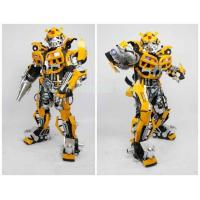 Quality Transformers Armour Costume Transformers Bumblebee Costume with Voice Changer for Events for sale