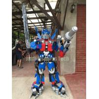 Quality Halloween event entertainment with robot suit for sale