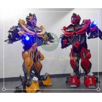 Quality Transformers 4 Movie Men Bumblebee superhero Prestige Costume for Cosplay for sale