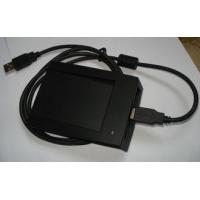 China ISO15693 Mifare Desktop 13.56 Mhz RFID Reader Black TI2048 With USB Driver on sale