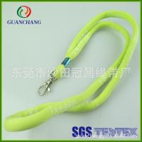 Quality Lots Of Colors Pack Round Cord Woven Lanyard for sale