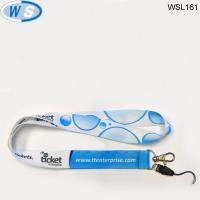 Quality Lots Of Colors Pack Cheap Low Price Custom Lanyard No Minimum Order From China Famous Supplier for sale