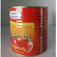 Quality Tomato paste 800gx12  Easy Open Lid -tomatopaste1-13 for sale