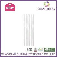 Quality Latest technology plastic knitting needles for fancy knitting yarn for sale