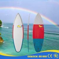 Quality 2017 Best Selling EPS Bamboo Wooden Veneer Painting Stand Up Paddle Boards for sale
