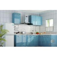 Apartment Style Lacquer MDF Kitchen Cabinets Furniture