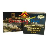 Buy cheap K.Brothers Black Spot Soap (2x50 grams) from wholesalers