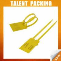 Buy cheap TL3025 fixed length Cargo plastic seal from wholesalers