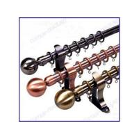 China stainless steel curtain rod on sale