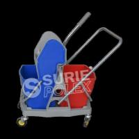 Quality Double Mop Wringer Trolley-Down Press for sale