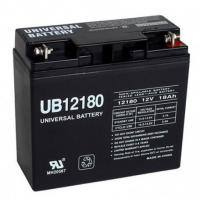 Quality 12 Volt 18 ah Alarm Battery replaces 17ah GE Security Caddx 60781 for sale