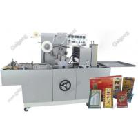 Quality Cellophane Bubble Gum Packing Machine with Transparent Film GGB-300A for sale