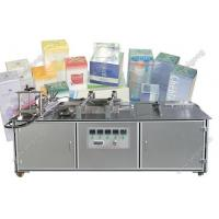 Quality Manual Cellophane Box Wrapping Machine for sale