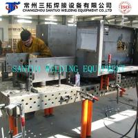Quality Application Case Welding table for Cabinet Frame Welding With Fixtures and Jigs for sale
