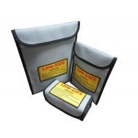 Quality Fireproof Lipo Battery Storage Bag for sale