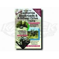 Quality Guide to Southern California Backroads & 4-Wheel Drive Trails Southern California for sale