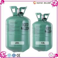 China 13L 22L Balloon Cylinder Helium Gas Tank on sale