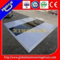 stage 1.22x2.44m/4x8ft aluminum catwalk stage