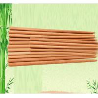 Quality chinese traditional round bamboo chopsticks for sale