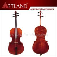 Hand Made Cello Brown Yellow(AC100)