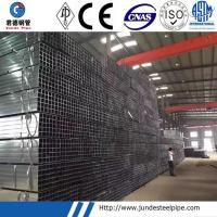 Quality ASTM A500 Square Hollow Structural Section Square Seamless and Welded Tube for sale