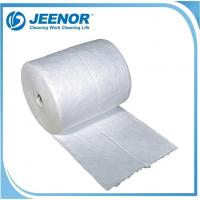 Quality SPO Oil Only Absorbent Mat Roll Plain Oil Absorbent Roll for sale