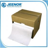 Quality SPO Oil Only Absorbent Mat Roll Bonded Laminated And Perforated Rolls for sale