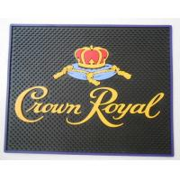 Quality Crown Royal Canadian Whisky Rail Bar Mat Runner Drip Mat New for sale