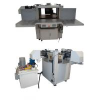 Aluminum foil flatting machine