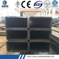Quality Large Diameter Hollow Structural Section Square and Rectangular Steel Tube for sale
