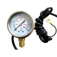 Quality Car modified accessories Photoelectric Hall sensor pressure gauge (with wire harness) for sale