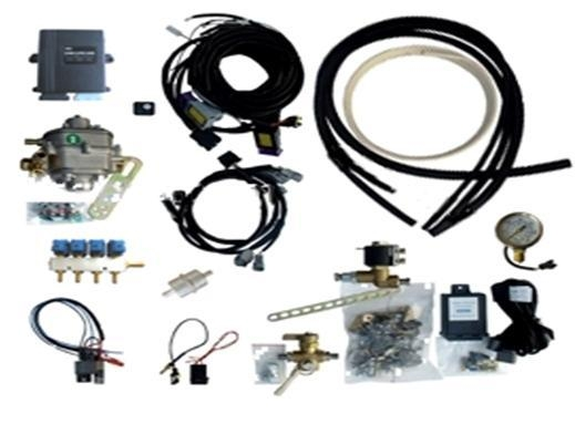 Buy Multipoint Sequential ECU for 6 Cylinder CNG / LPG computer oil to gas car modification at wholesale prices