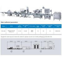 PB-120A Electronic Counting bottle packaging production line