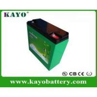 China 11.1V/ 12V 10ah Lithium Polymer Battery Pack For Lead Acid Battery Replacement on sale