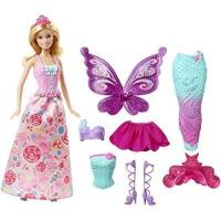 Buy cheap Barbie DHC39 Fairytale Dress Up Gift Set from Wholesalers
