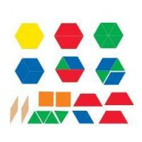 Quality Middle & Upper Grades Giant Magnetic Pattern Blocks for sale