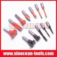 Buy cheap TC Wood Drill from wholesalers