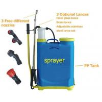 Buy cheap Knapsack power garden sprayer hand 20L agriculture from wholesalers
