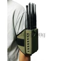 Quality Handheld Signal Jammer Item No.: CKJ-1713N10 for sale
