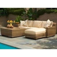 China Outdoor Sofa Synthetic Wicker Patio Furniture on sale