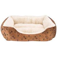 China Pet bed warm in winter dog cushion pet cat house soft pet bed on sale