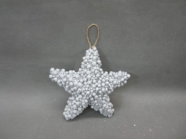 Buy silver star h=32cm & 19cm & 14cm at wholesale prices