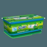 Quality Shop Swiffer Sweeper X-Large Wet Mopping Pad - Open Window Fresh Scent for sale