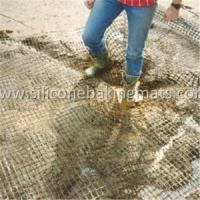 China Biaxial Geogrid Soil Reinforcement on sale