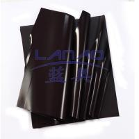 Quality Curly rubber magnet sheet for sale